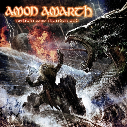 Amon Amarth Twilight of the Thunder God