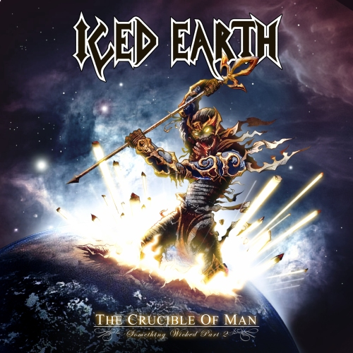 Iced Earth Crucible of Man