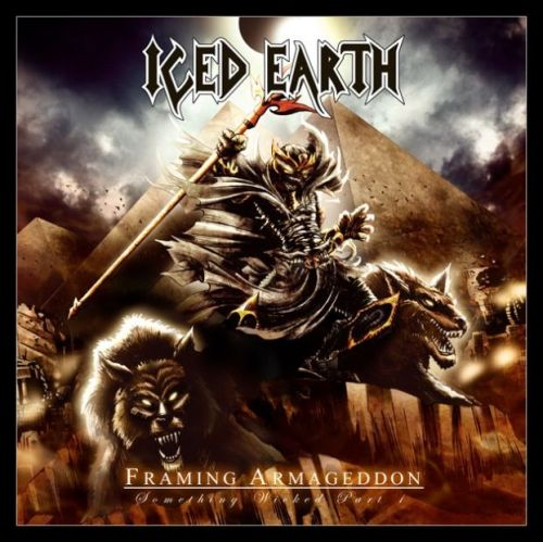 Iced Earth Framing Armageddon