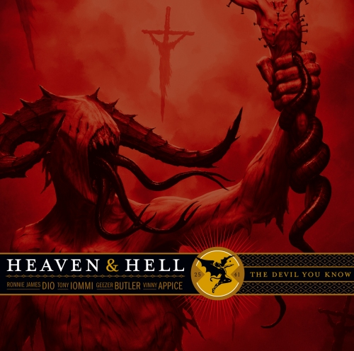 Heaven and Hell The Devil You Know album art