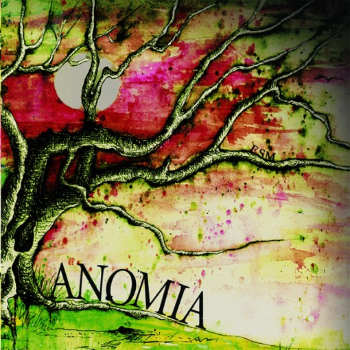 anomia ESM album cover